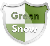 GreenSnow.co Logo